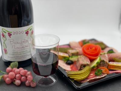 Beaujolais Nouveau + Charcuterie